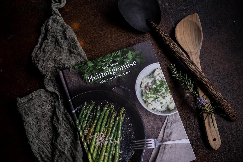 Heimatgemüse das Kochbuch von Autorin Sarah Greger