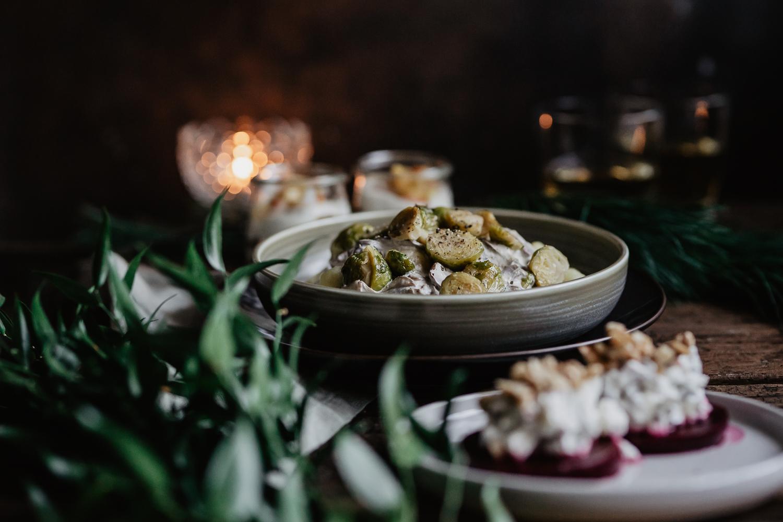 Veganes Weihnachtsessen Heimatgemüse
